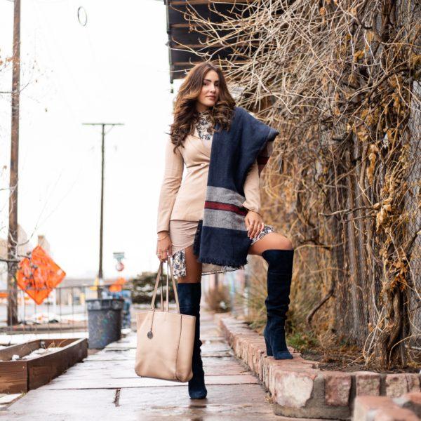 Winter Wardrobe Style Tips | The Denver Look