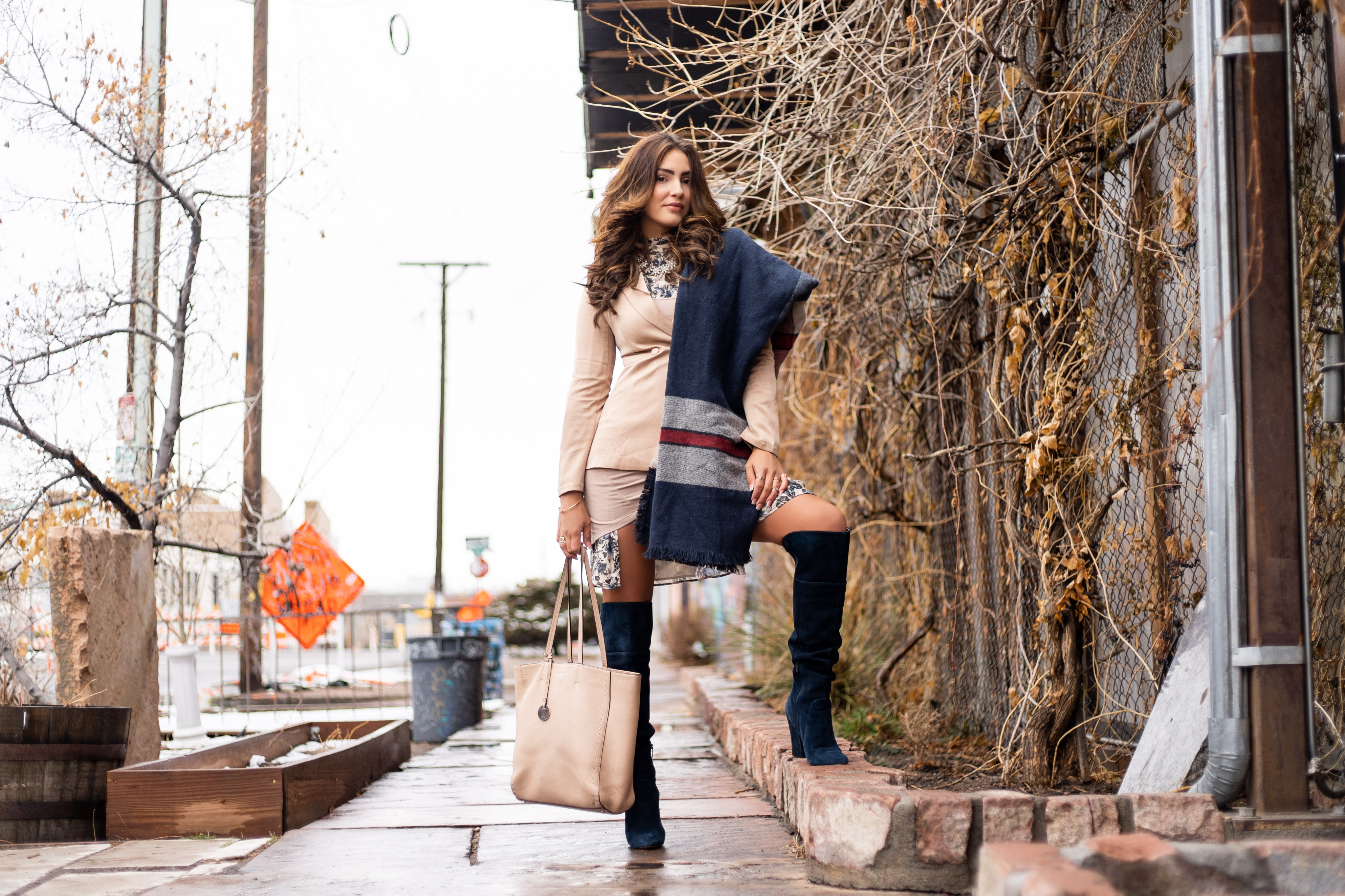 Winter Wardrobe Style Tips | The Denver Look