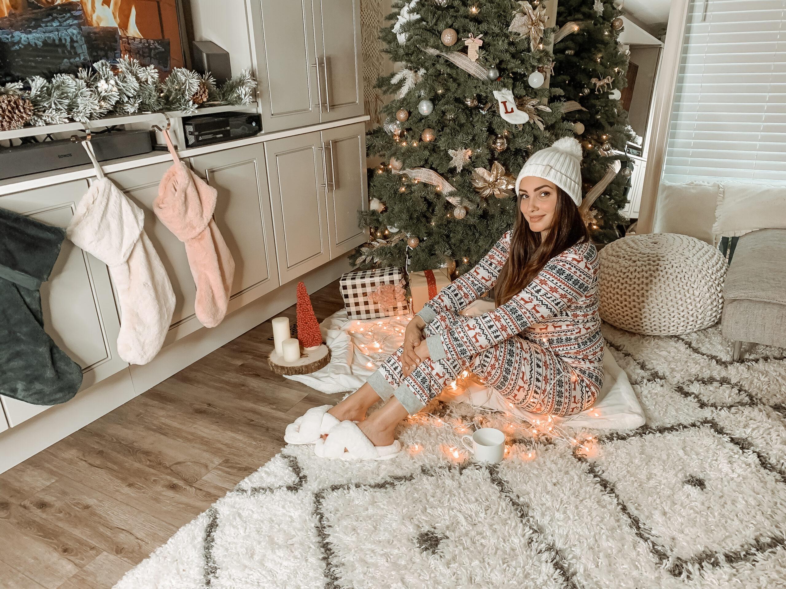 Olivia Merrill Christmas Pj Style