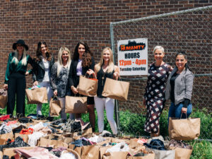 The Denver Look & Team Denver Homes Give Back to Impact Locally